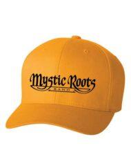 mystic-roots-gold-flex-fit-hat