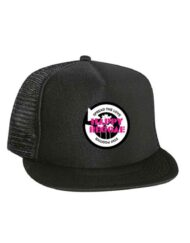 Black-&-Pink-Happy-Reggae-Snap-Back-Hat