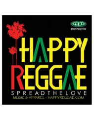 HAPPY-REGGAE-Sticker
